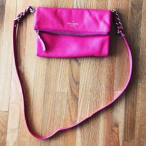 Kate Spade Hot Pink Crossbody Bag